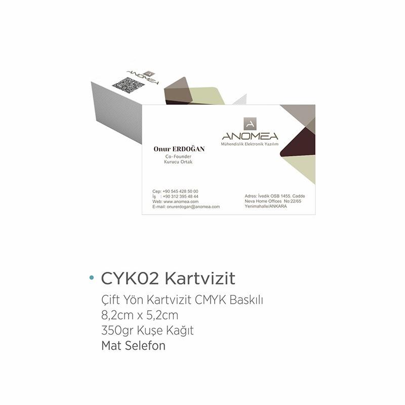 CYK02 Kartvizit