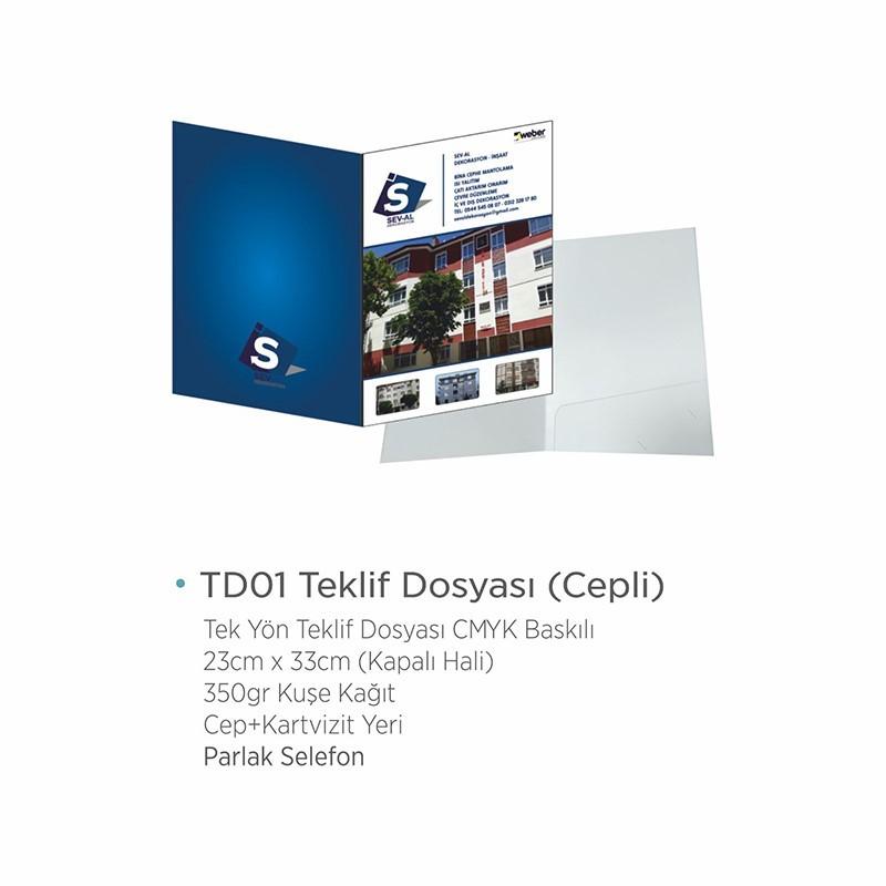 TD01 Teklif Dosyası